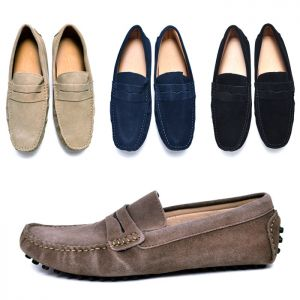 Penny Loafer Driving-Shoes 760