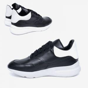 Designer's 5cm Heel Sneakers-Shoes 763