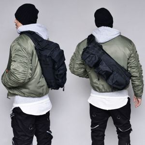 Techwear Big Messenger Cross-Bag 214