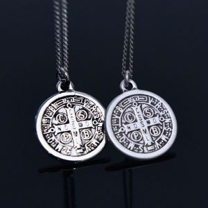 Coin Jesus Chain-Necklace 372