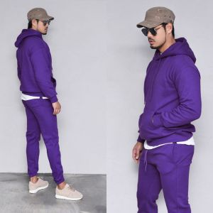 Full Fleece Lined Jogger Set-Gymwear 48