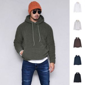 Cozy Double Shearling Pullover-Hoodie 351
