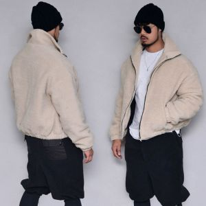 Thick Dumble Shearling Padding-Jacket 385