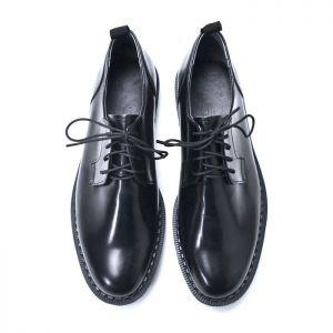 Sleek Versatile Oxford-Shoes 786