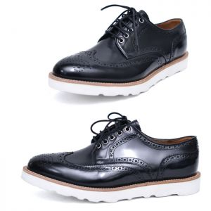 Wing Tip Casual Oxfords-Shoes 789