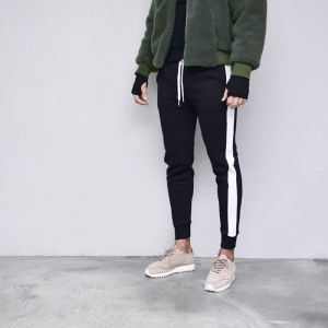 Extra Slim Fleece Line Jogger-Sweatpants 413
