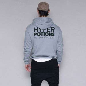 Daily Print Pullover-Hoodie 329