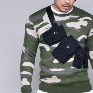 Techwear Mesh Magazine Bodybag-Bag 219