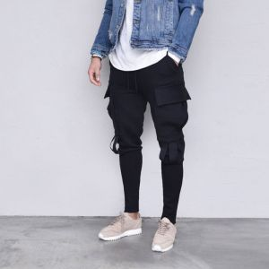 Awesome Cargo Baggy Jogger-Pants 524