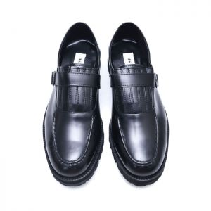 Buckle Strap Dress Shoes-Shoes 796