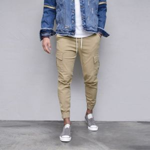 Daily Stretchy Cargo Jogger-Pants 541