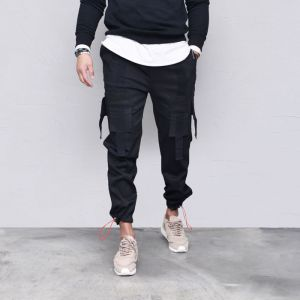 Red String Magazine Techwear Jogger-Pants 555