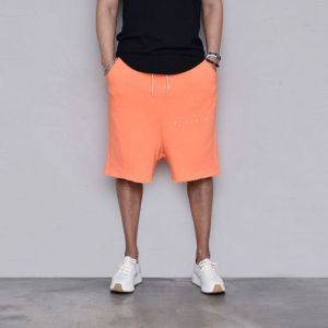 Coloful Jersey Baggy Shorts-Shorts 224