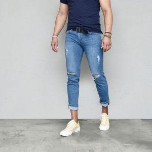 Super Stretchy Vintage Slim-Jeans 551