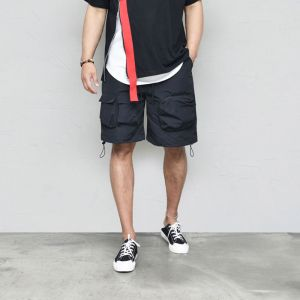 Techwear Cargo Shorts-Shorts 232