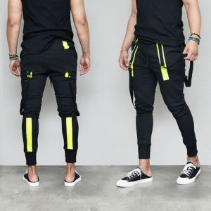 Power Neon Print Funky Jogger-Pants 582