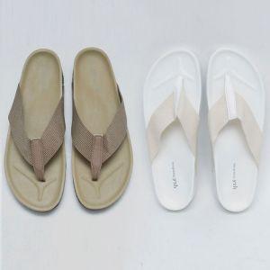 Light-weight Cushiony Thongs-Shoes 816