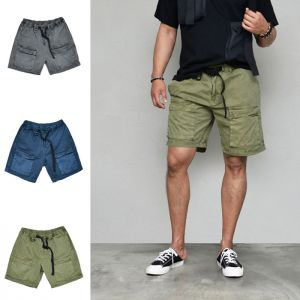 VTG Pigment Wash Tech Cargo-Shorts 247