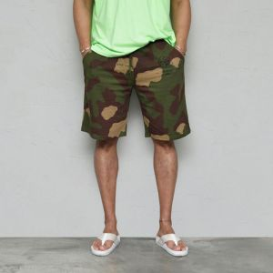 Off Camouflage Street Jersey-Shorts 258