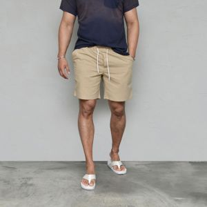 Light-weight Daily Linen-Shorts 261