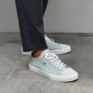 Suede Contrast Daily Sneakers-Shoes 834