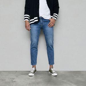 Clean Slim Modern Line Ankle-Jeans 578