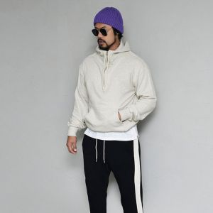 Anorak Jersey Hood-Hoodie 350