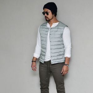 Urban Light-weight Wellon Padding-Vest 163
