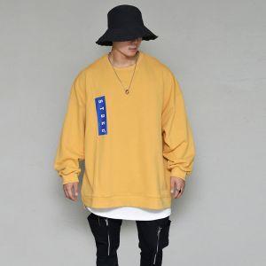Blue Label Overfit Jersey-Tee 339