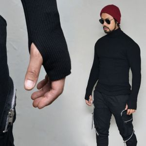Body-hugging Arm Warmer Turtle-Tee 343