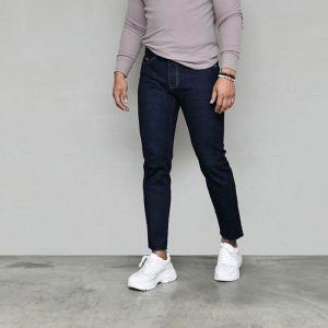 Classy Slim Stretchy Indigo-Jeans 590