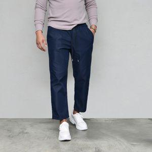 Lustrous Milano Chino Banding-Pants 633
