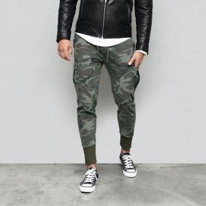 Excellent Style Camo Jogger-Pants 634
