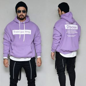 Warm Transpotting Fleece-Hoodie 357