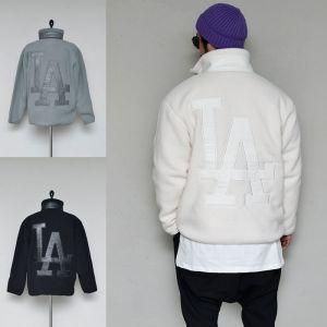 LA Swag Fleece Shearling-Jacket 421