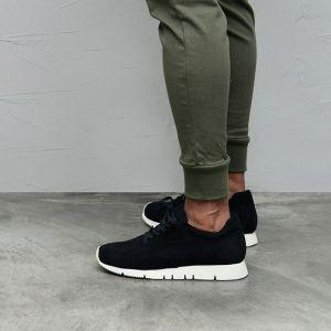 Lambskin Suede Sneakers-Shoes 839