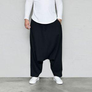 Super Low Drop Wide Baggy-Pants 645