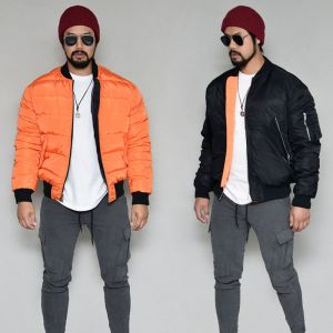 Double-Side Duck Down MA1 Padding-Parka 122